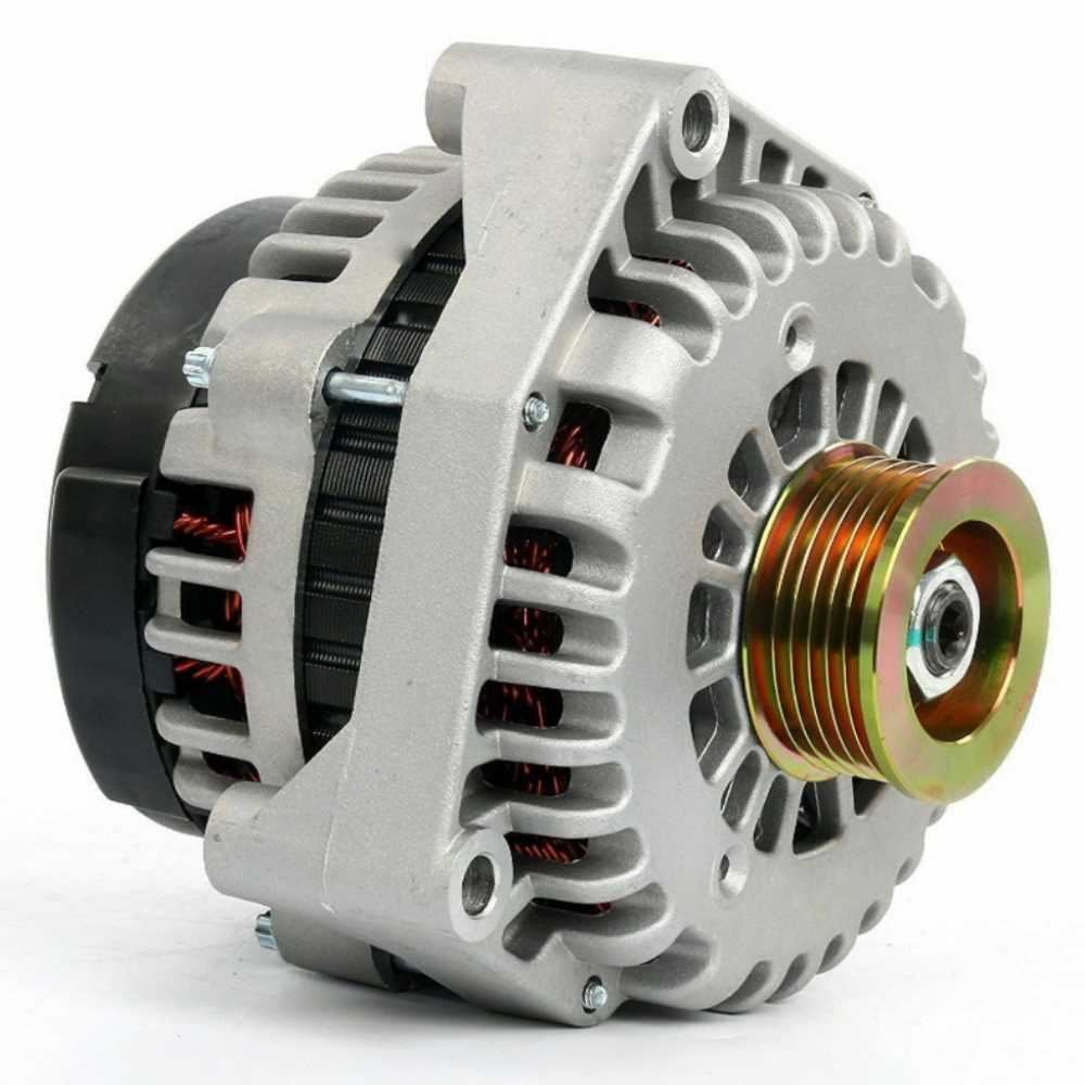 Auto Shack A2375 Alternator