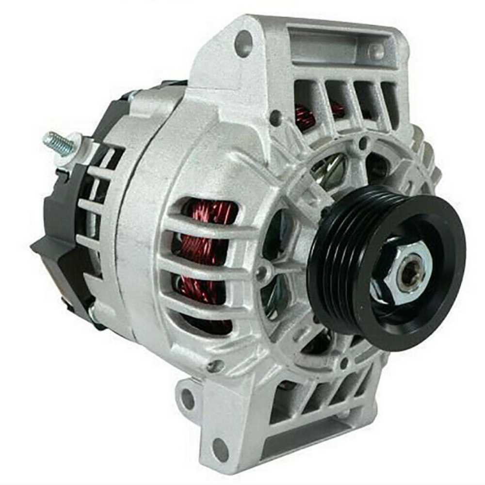 Auto Shack A2375 Alternator 110 AMP High Output