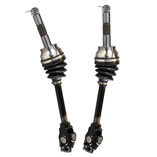 Pair of Front ATV Axle Shafts - Part # ADSKPOL8008PR