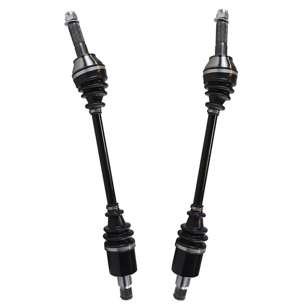 Pair of Rear ATV Axle Shafts - Part # ADSKPOL8033PR