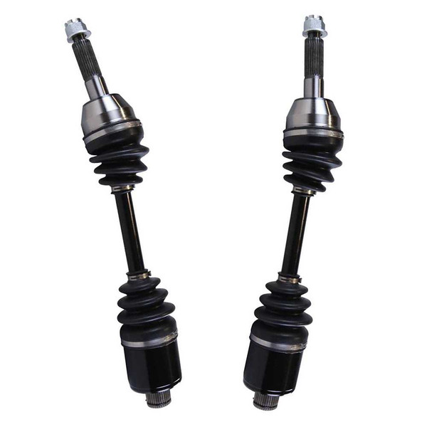 Pair of Rear ATV Axle Shafts - Part # ADSKPOL8037PR