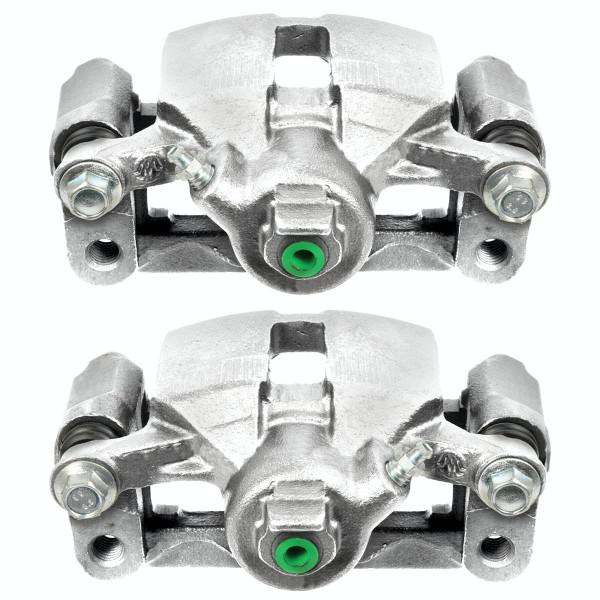 Rear Disc Brake Caliper Pair Metal Piston - Part # BC2640PR