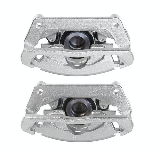 Rear Brake Caliper Pair 2 Pieces Fits Driver and Passenger side - Part # BC2718PR