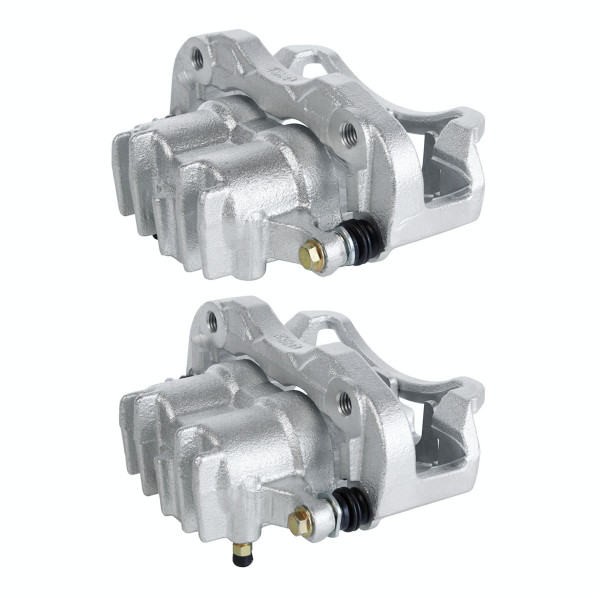 Rear Brake Caliper Pair 2 Pieces Fits Driver and Passenger side - Part # BC2720PR