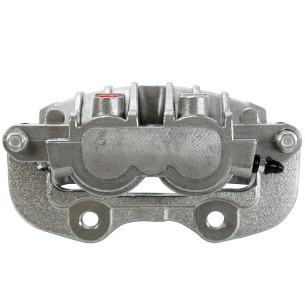 Rear Passenger Right Disc Brake Caliper 2 Piston 4 Wheel Disc Phenolic Piston - Part # BC2743