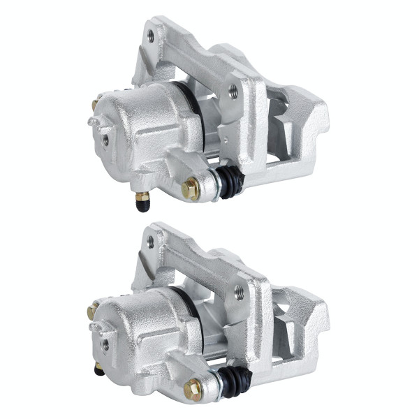 Front Brake Caliper Pair 2 Pieces Fits Driver and Passenger side - Part # BC2746PR