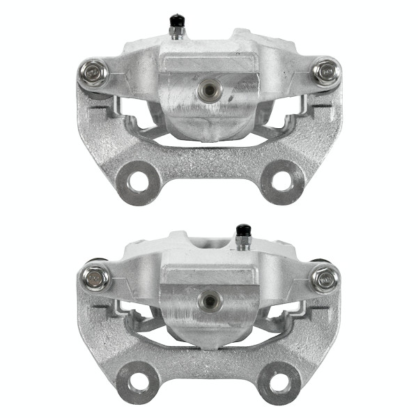 Rear Brake Caliper Pair 2 Pieces Fits Driver and Passenger side - Part # BC2750PR
