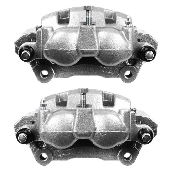 Rear Disc Brake Caliper Pair Phenolic Piston - Part # BC2872PR
