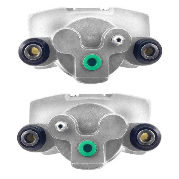 Rear Disc Brake Caliper Pair Phenolic Piston - Part # BC2875PR
