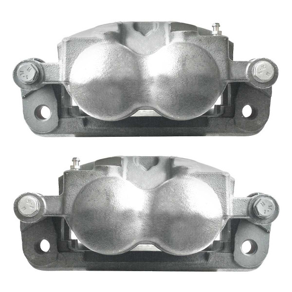 Front Disc Brake Caliper Pair Dual Piston - Part # BC2916PR