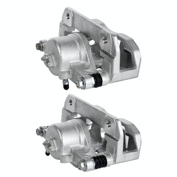Front Brake Caliper Pair 2 Pieces Fits Driver and Passenger side - Part # BC29724PR