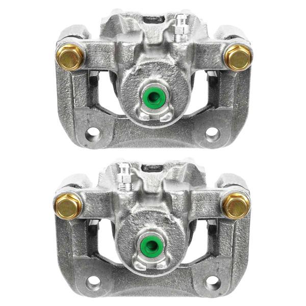 Rear Disc Brake Caliper Pair Single Piston - Part # BC29726PR