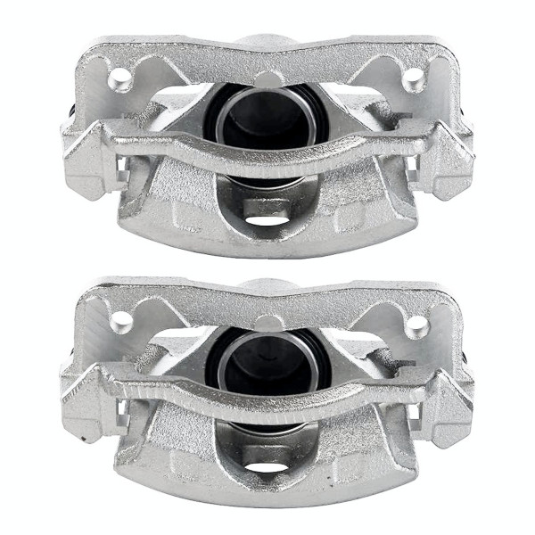 Front Brake Caliper Pair 2 Pieces Fits Driver and Passenger side - Part # BC29728PR