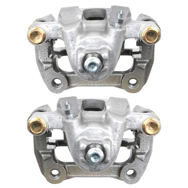Rear Disc Brake Caliper Pair Single Piston - Part # BC29758PR