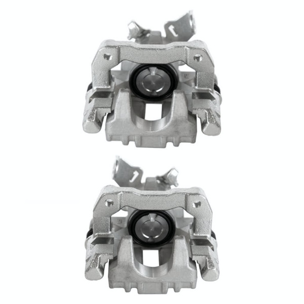 Rear Set Disc Brake Caliper Pair 2 for 2000-2006 Audi TT 00-09 Volkswagen Beetle - Part # BC29992PR