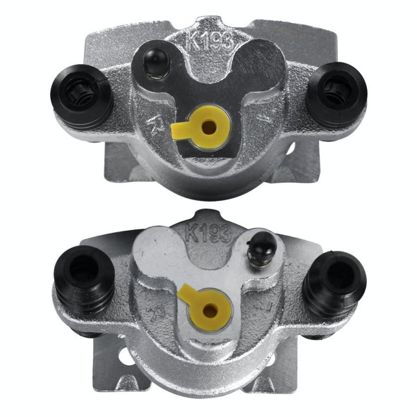 Rear Brake Caliper Pair 2 Pieces Fits Driver and Passenger side - Part # BC3014PR