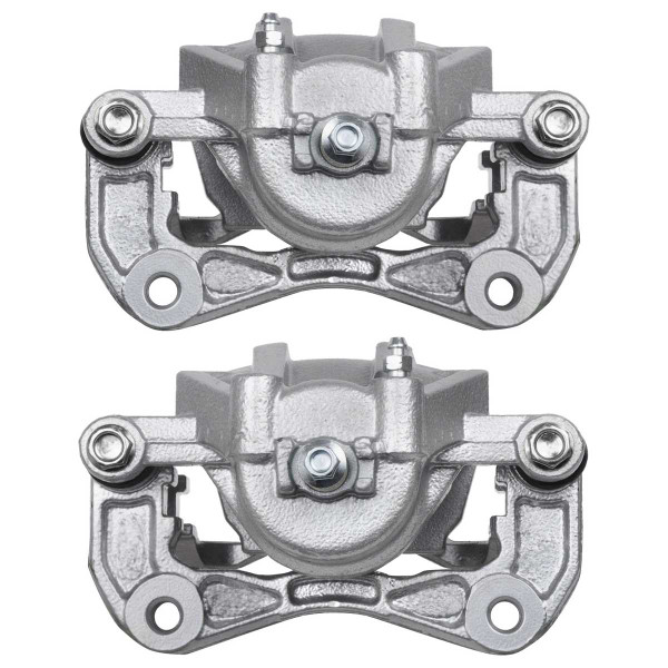 Front Disc Brake Caliper Pair Metal Piston - Part # BC30168PR