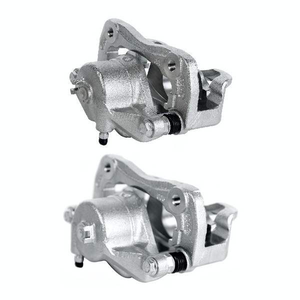 Front Brake Caliper Pair 2 Pieces Fits Driver and Passenger side - Part # BC30230PR