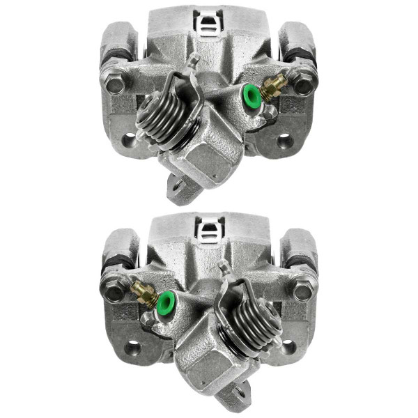 Rear Disc Brake Caliper Pair Single Piston - Part # BC30232PR