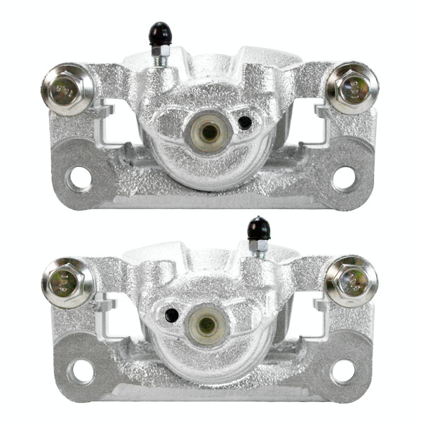 Rear Brake Caliper Pair 2 Pieces Fits Driver and Passenger side - Part # BC30276APR