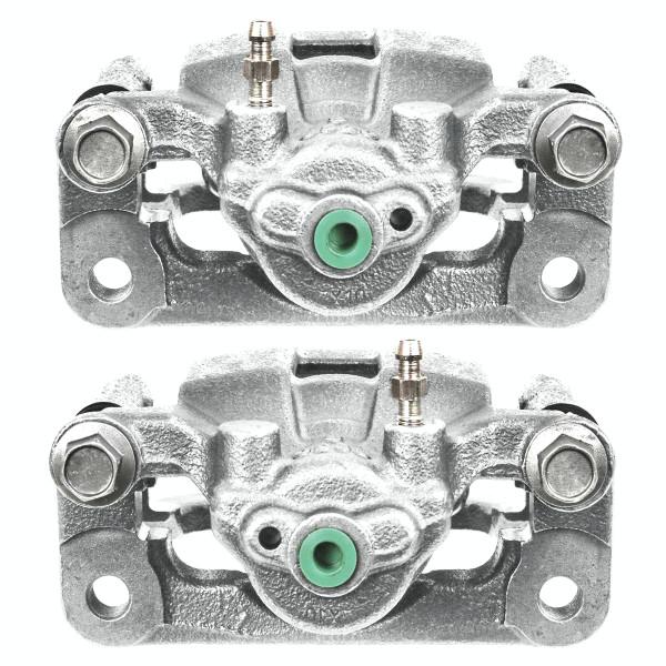 Rear Disc Brake Caliper Pair Metal Piston - Part # BC30290PR