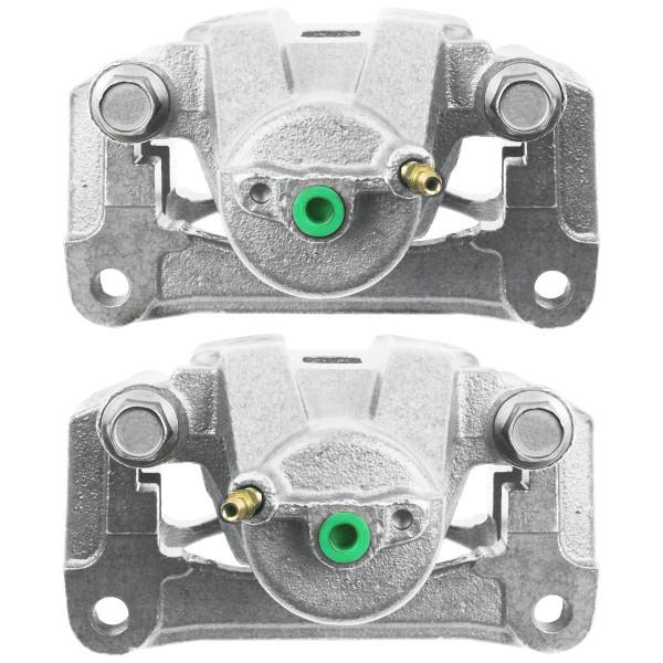 Rear Disc Brake Caliper Pair Metal Piston - Part # BC30322PR