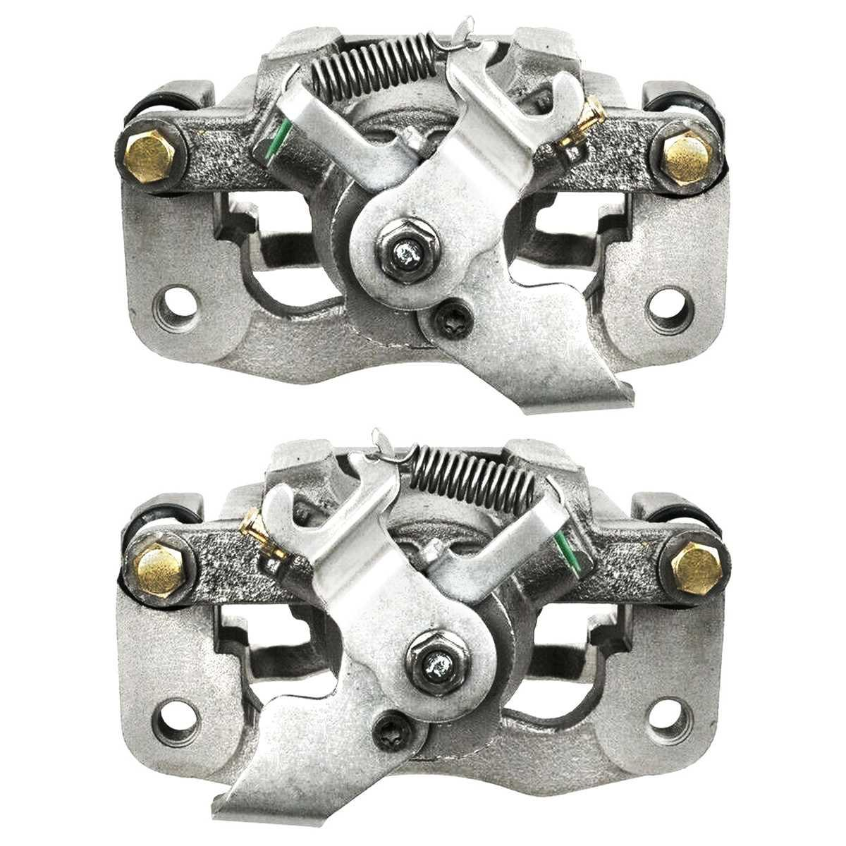 Auto Shack BC3014PR Rear Brake Caliper Pair