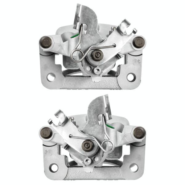 Rear Disc Brake Caliper Pair Metal Piston - Part # BC3228PR