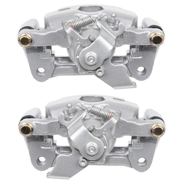 Rear Disc Brake Caliper Pair Metal Piston - Part # BC3244PR