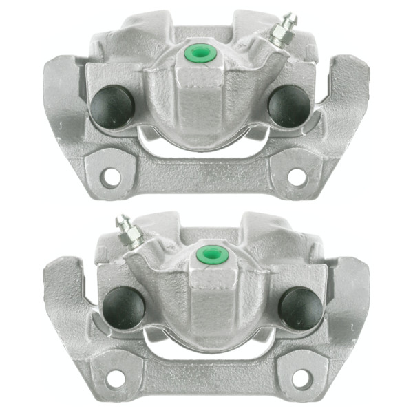 Rear Disc Brake Caliper Pair Metal Piston - Part # BC3602PR