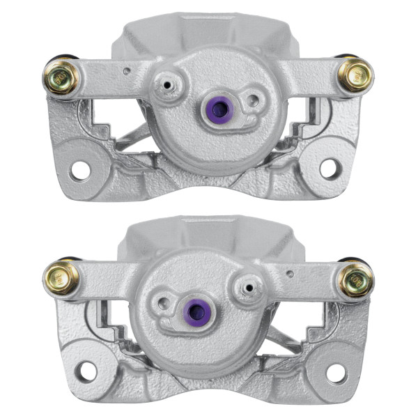 Front Disc Brake Caliper Pair Metal Piston - Part # BC4200PR