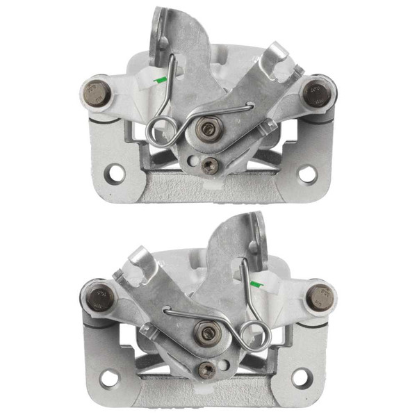 Rear Disc Brake Caliper Pair Metal Piston - Part # BC6402APR