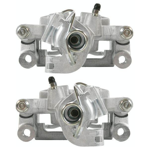 Rear Brake Caliper Pair 2 Pieces Fits Driver and Passenger side - Part # BCPKG0002