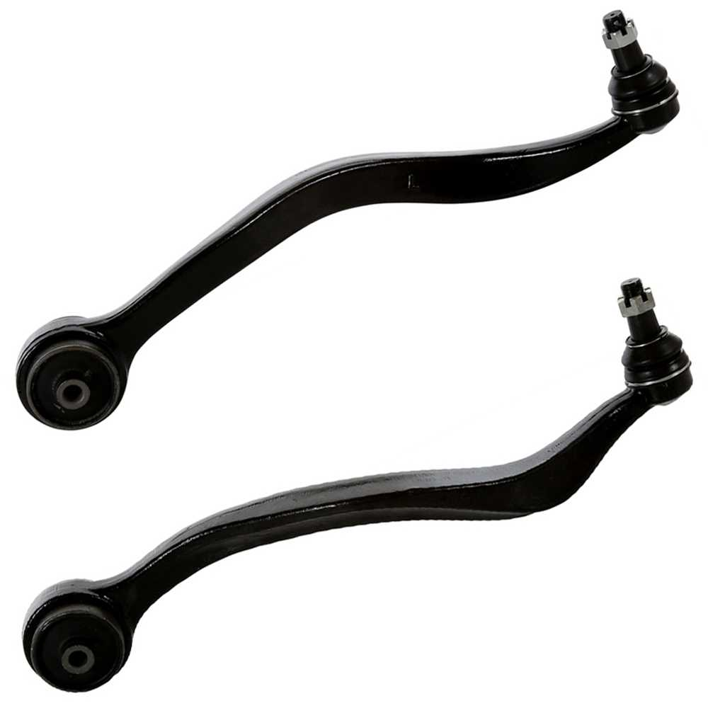 Auto Shack CAK419-744 Pair of Front Lower Control Arms With Ball Joints
