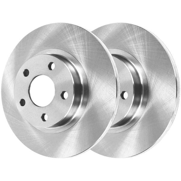Rear Ceramic Brake Pad and Rotor Bundle 4 Wheel Disc - Part # CBO650961033CMA