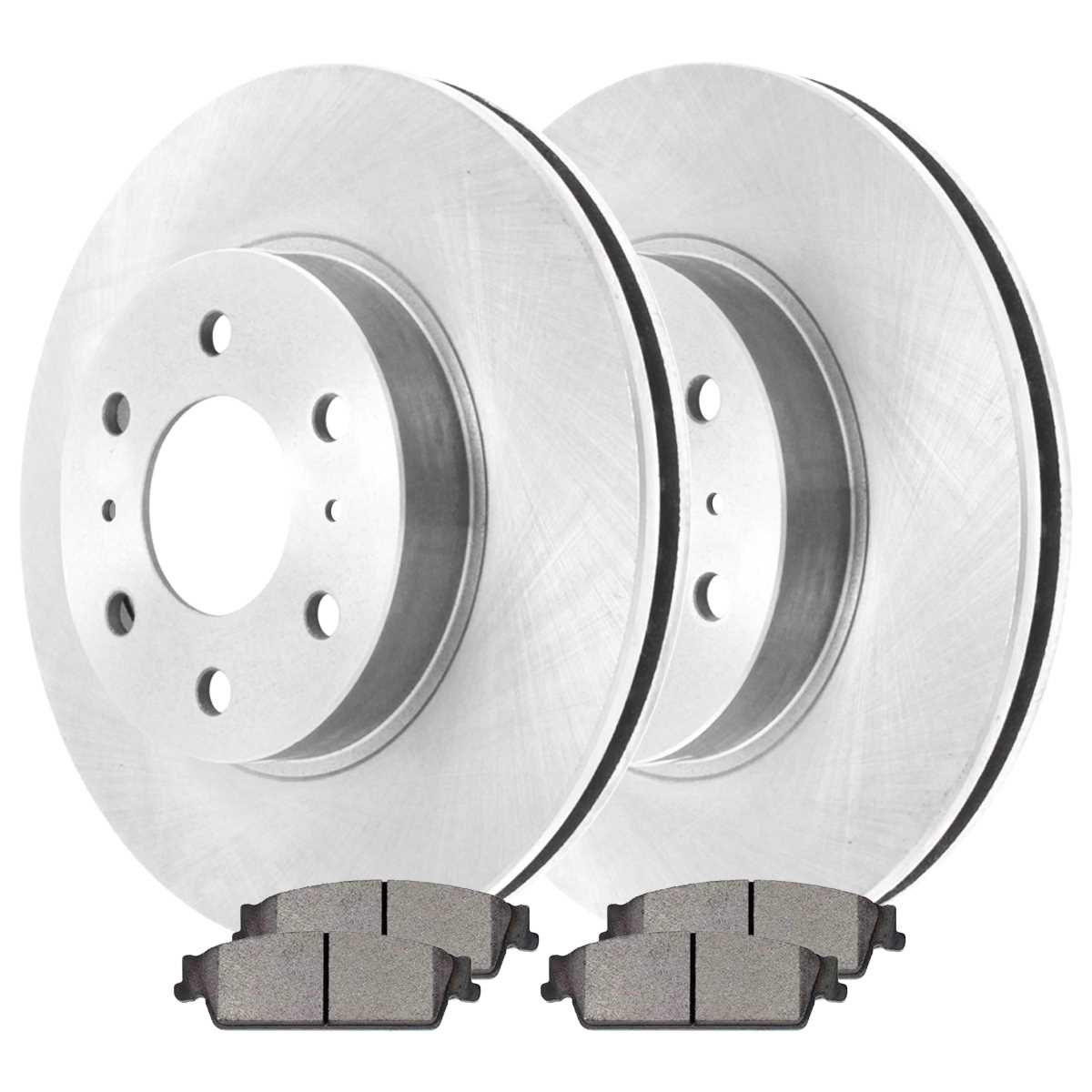 PROFORCE 35117 Premium Brake Drum Rear