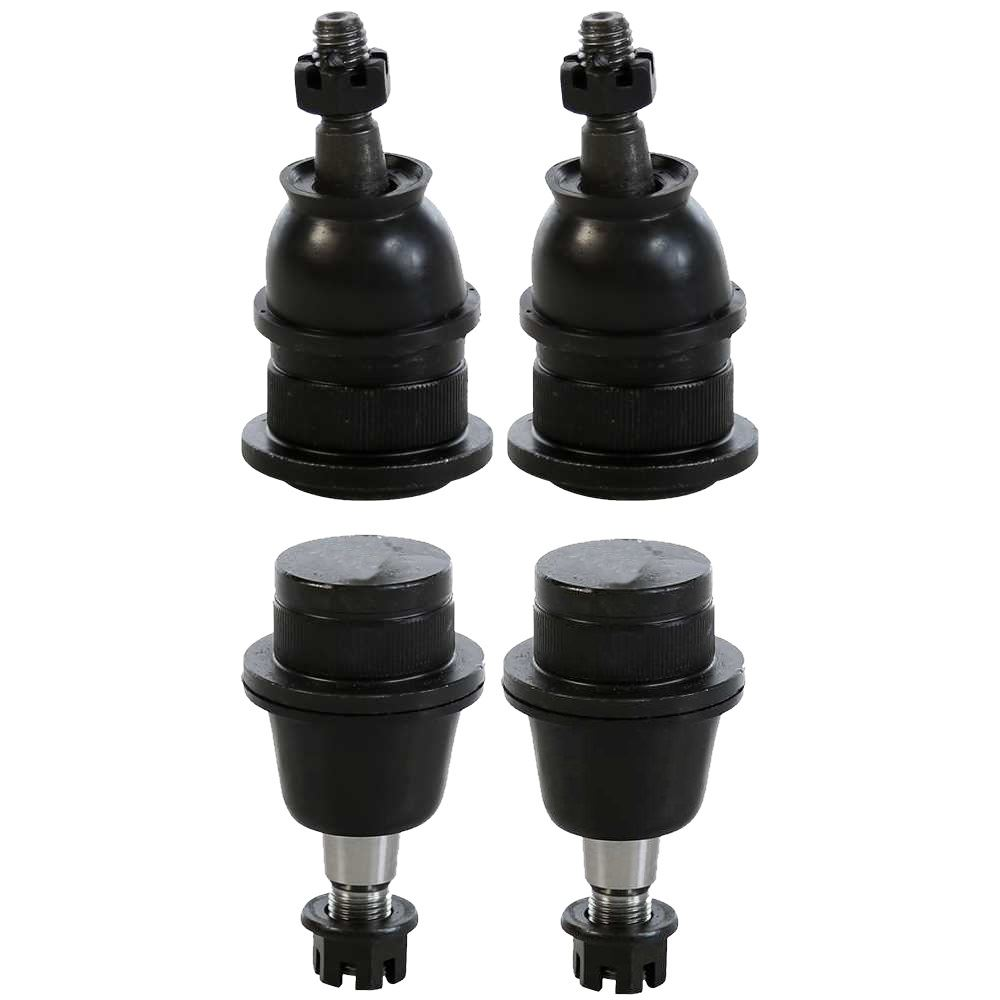 Prime Choice Auto Parts CK574PR Pair of Lower Ball Joints