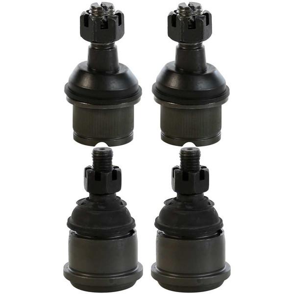 [Set] 2 Upper & 2 Lower Ball Joints - Part # CK534-535