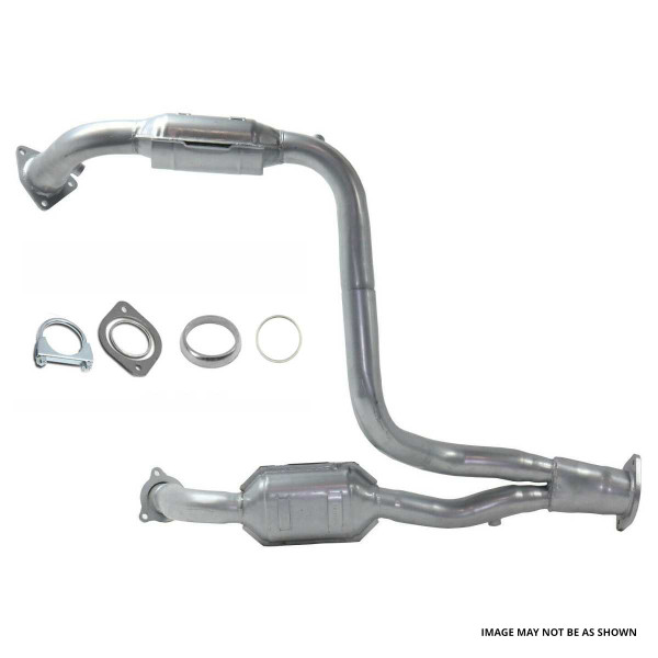 Catalytic Converter - Part # EM60513