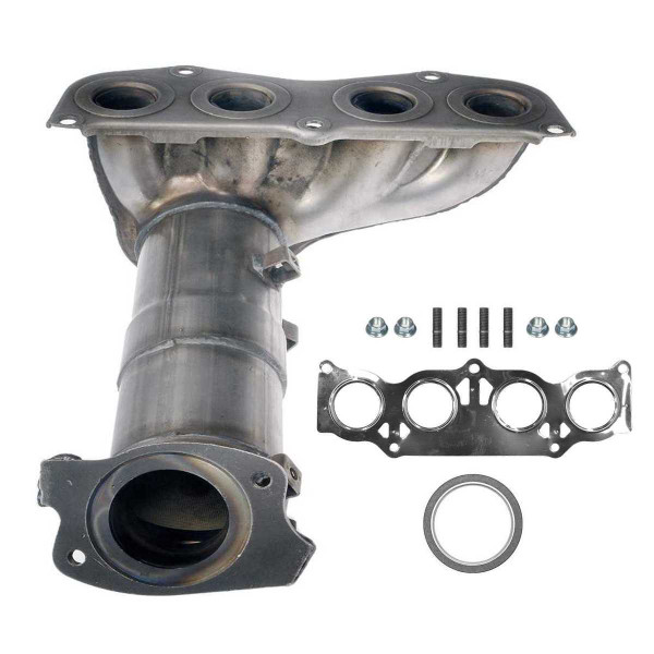 Exhaust Manifold with Catalytic Converter 2.4L - Part # EMCC774482
