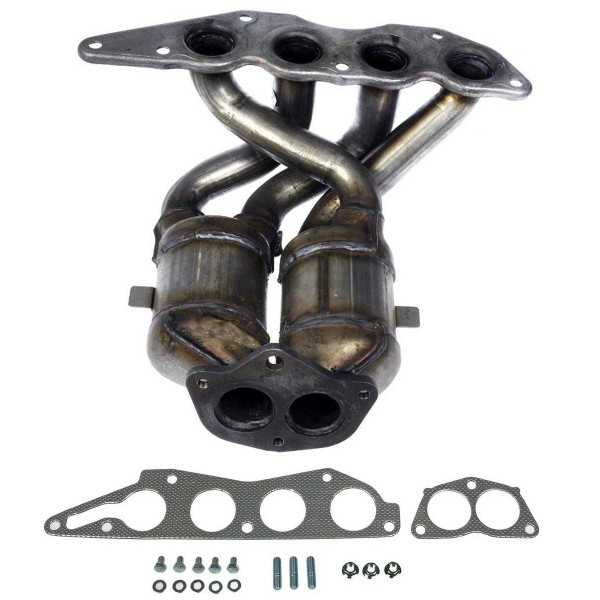 Exhaust Manifold with Catalytic Converter 2.4L - Part # EMCC774621