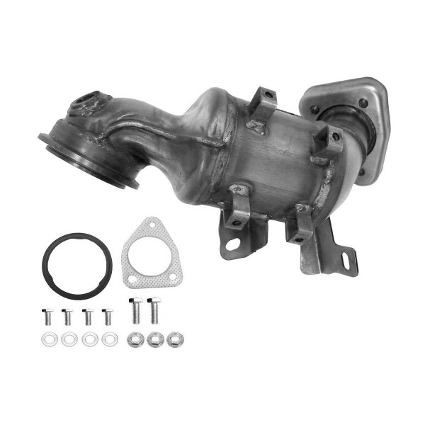Front Exhaust Manifold with Catalytic Converter - Part # EMCC774856