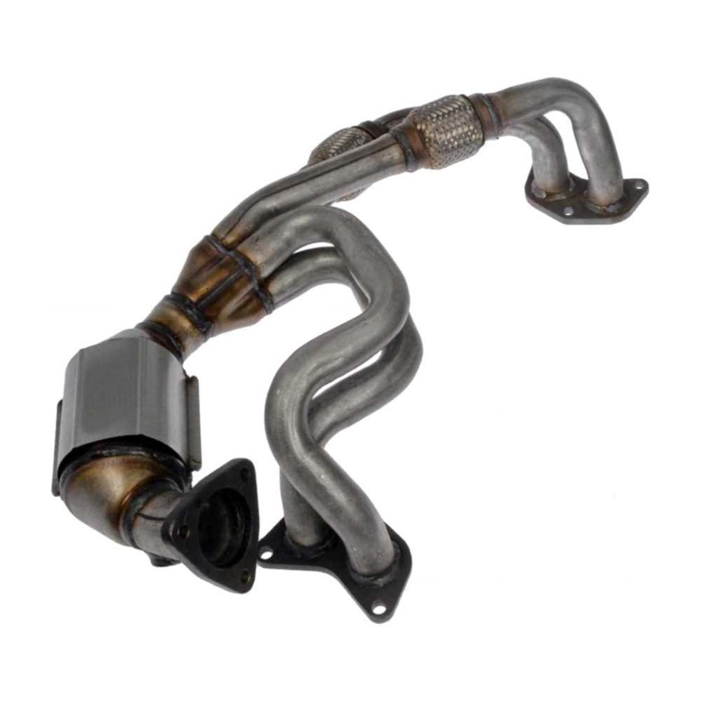 AutoShack EMCC774887 Exhaust Manifold with Catalytic Converter