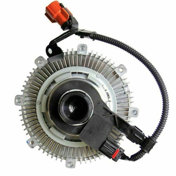 Electric Cooling Fan Clutch For 2007-2008 Ford F-150 4.6L 5.4L Reverse Rotation - Part # FA56058