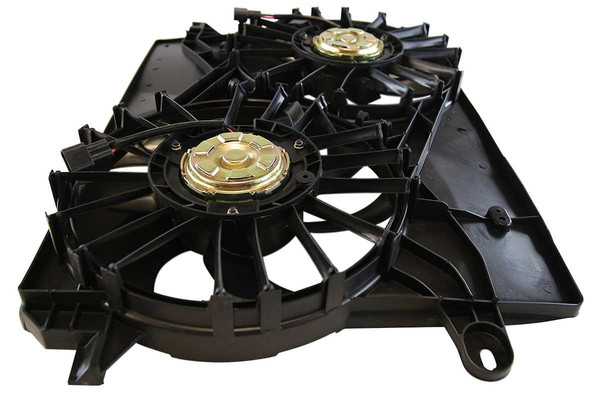 Radiator Cooling Dual Fan Assembly - Part # FA720041