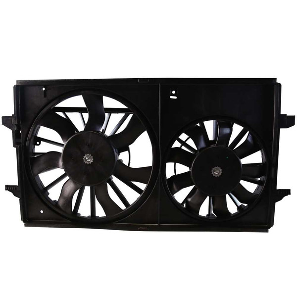 Radiator Cooling Dual Fan Assembly - Part # FA720612