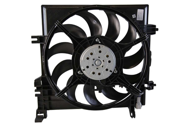 [Front] 1 Piece Kit Radiator Fan Assembly - Part # FA720811