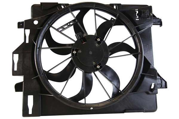 Radiator Fan Assembly - Part # FA721030