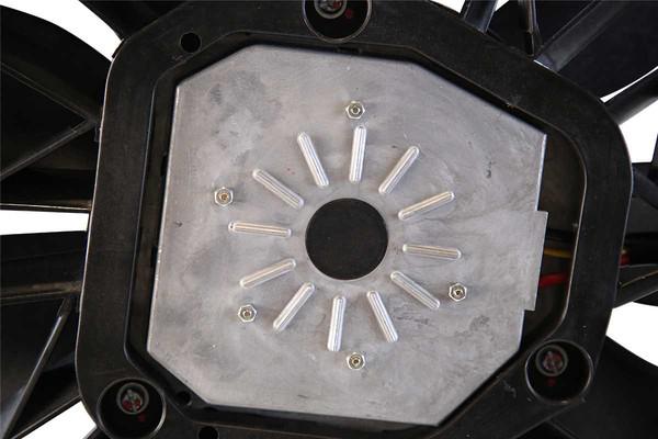 [Front] 1 Piece Kit Radiator Fan Assembly - Part # FA721213