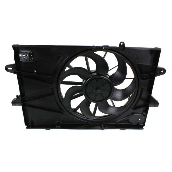 Engine Cooling Fan 2.4L Engine Model - Part # FA721458
